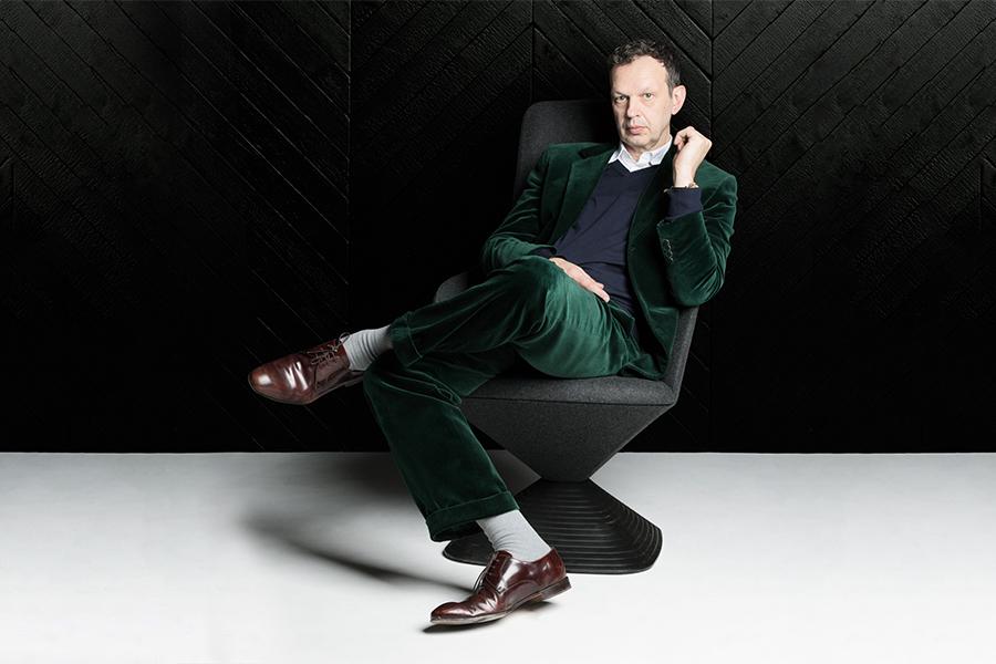 Tom Dixon, o mago inglês do design